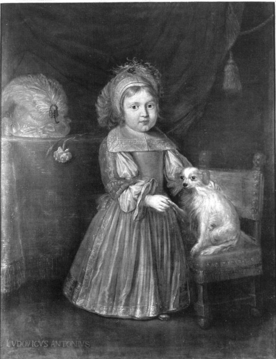 Kinderbildnis des Ludwig Anton von Pfalz-Neuburg (1660-1694)