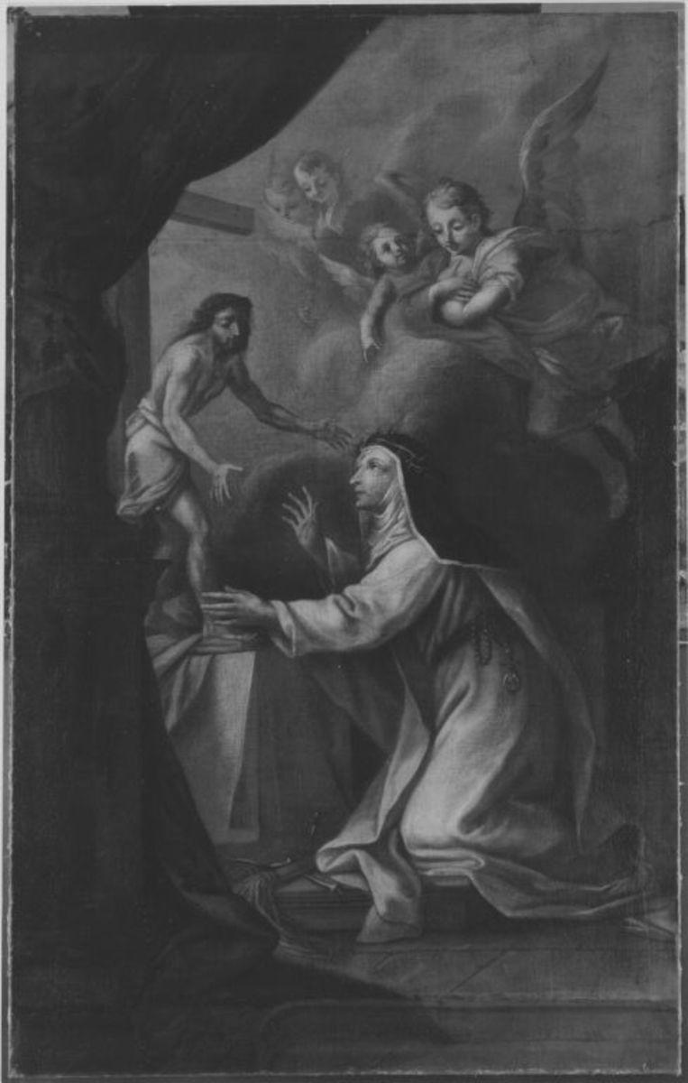 Die hl. Katharina von Siena