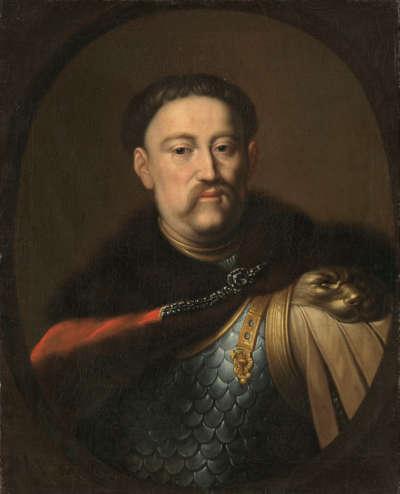 Bildnis des Johann III. Sobieski, König von Polen (1629-1696)