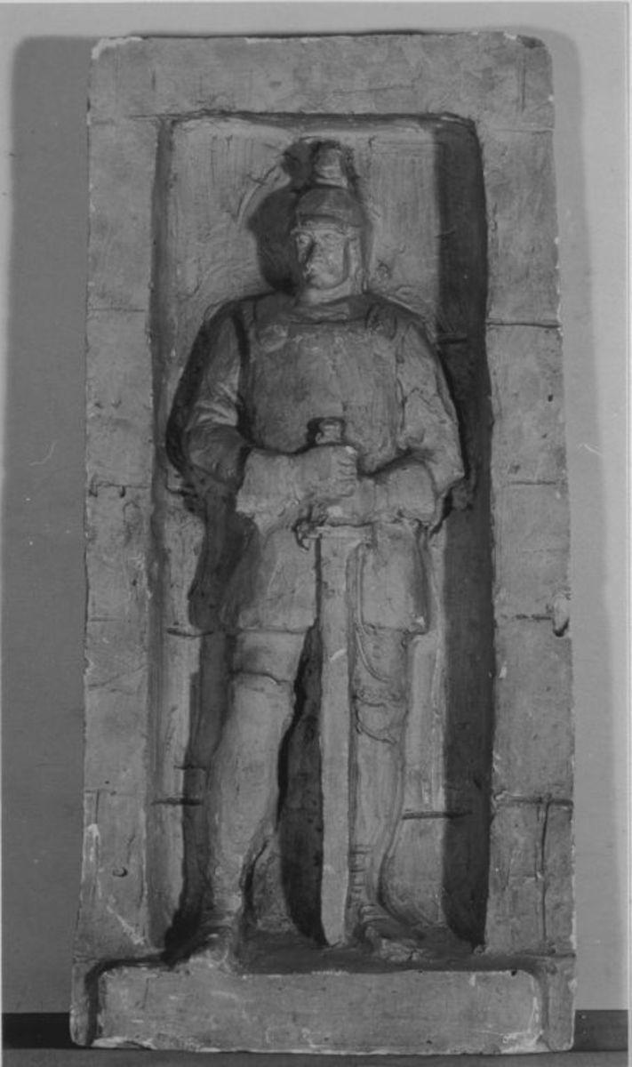Bozzetto für ein Wanddenkmal von Otto von Bismarck