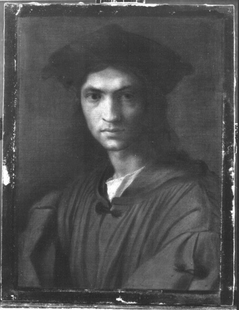 Bildnis eines Mannes (nach Andrea del Sarto)