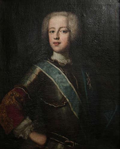 Bildnis eines jugendlichen Prinzen