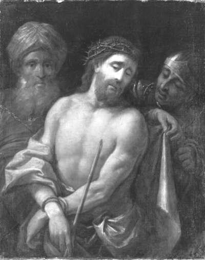 Ecce homo (Christus mit Pilatus und einem Kriegsknecht)