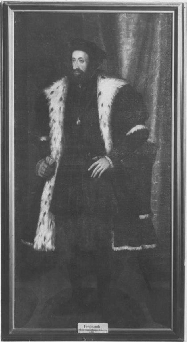 Bildnis des Kaisers Ferdinand I. (1503-1564)