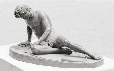 Der sterbende Gallier (nach der Antike)