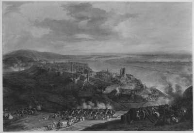 Die Eroberung der Festung Ofen 1686