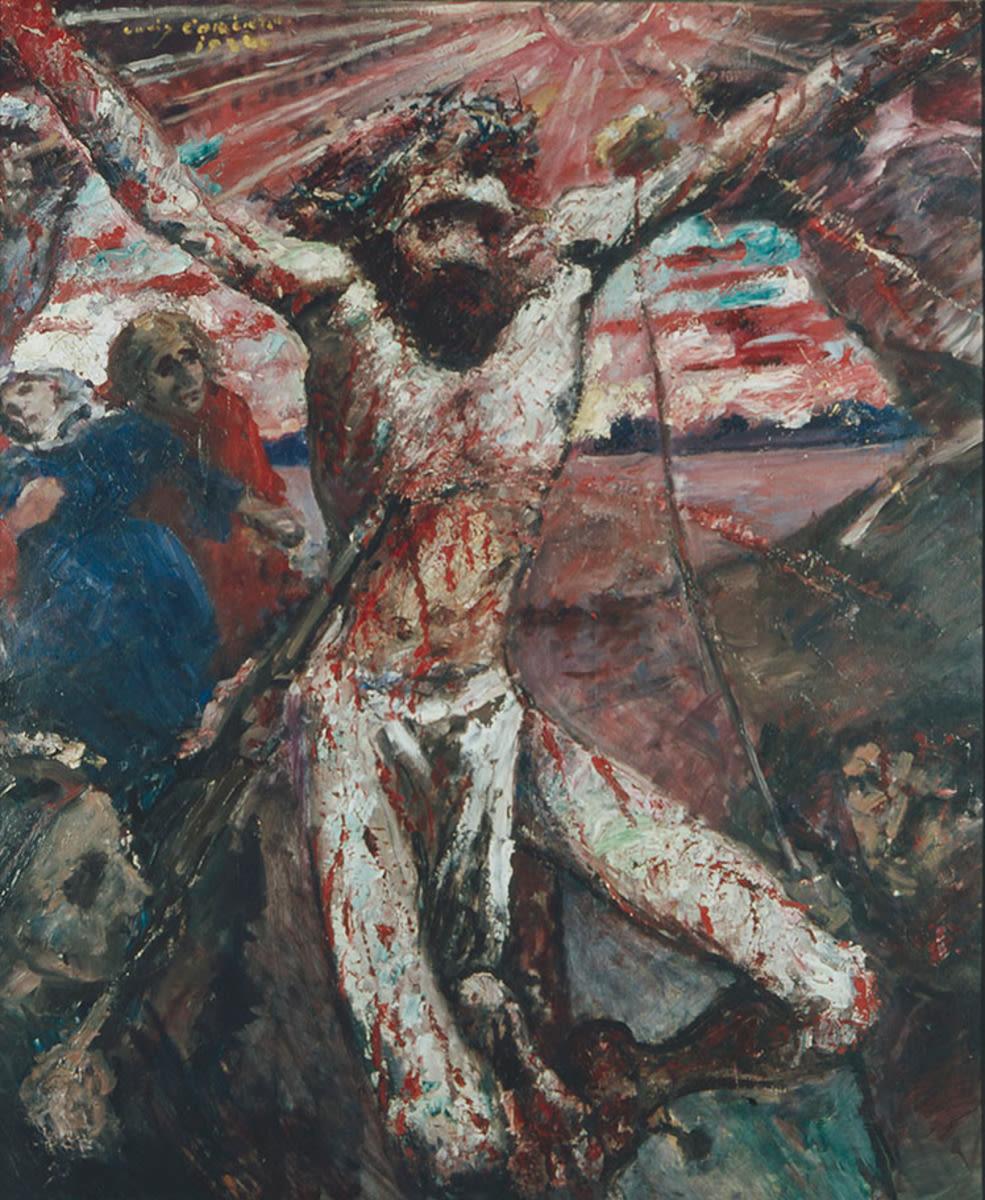 Der rote Christus