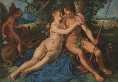 Venus und Adonis