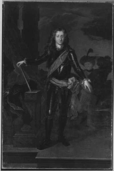 Markgraf Wilhelm Friedrich von Ansbach
