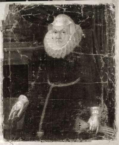 Bildnis einer Dame im Alter von 51 Jahren