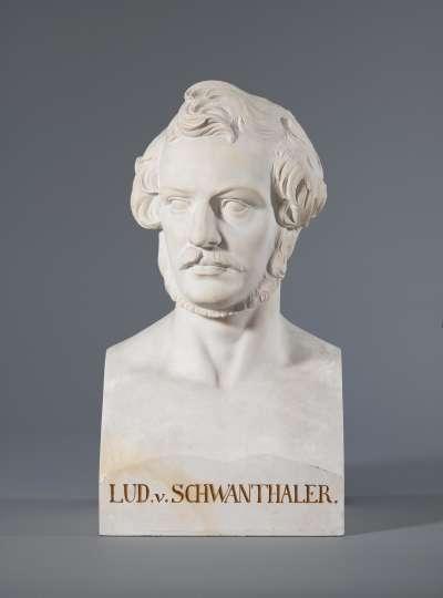 Der Bildhauer Ludwig von Schwanthaler (1802-1848)