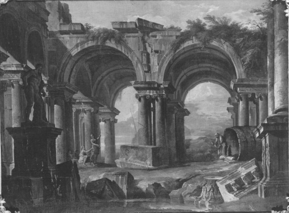 Ruinenarchitektur