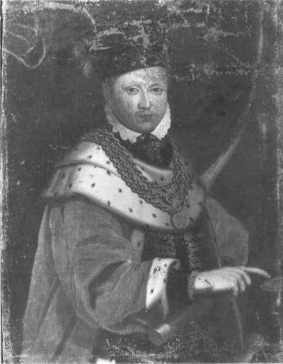 Bildnis des Kurfürsten Philipp der Aufrichtige von der Pfalz (?)