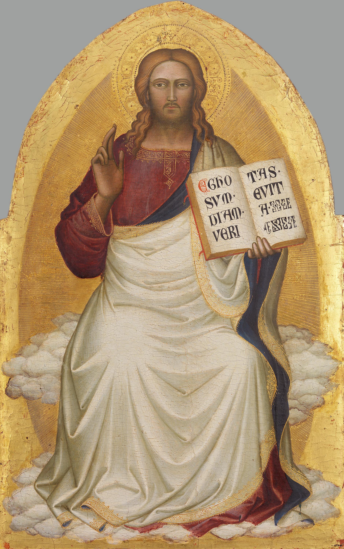 Thronender Christus