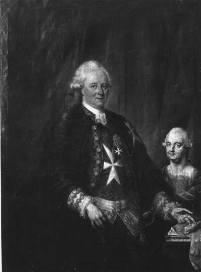 Großprior der bayerischen Zunge des Malteserordens (Johann Baptist Anton von Flachslanden?)