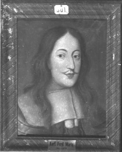 Kurfürst Ferdinand Maria