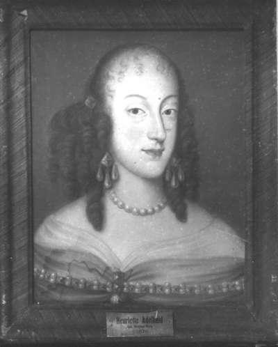 Henriette Adelaide von Savoyen, Gemahlin des Kurfürsten Ferdinand Maria