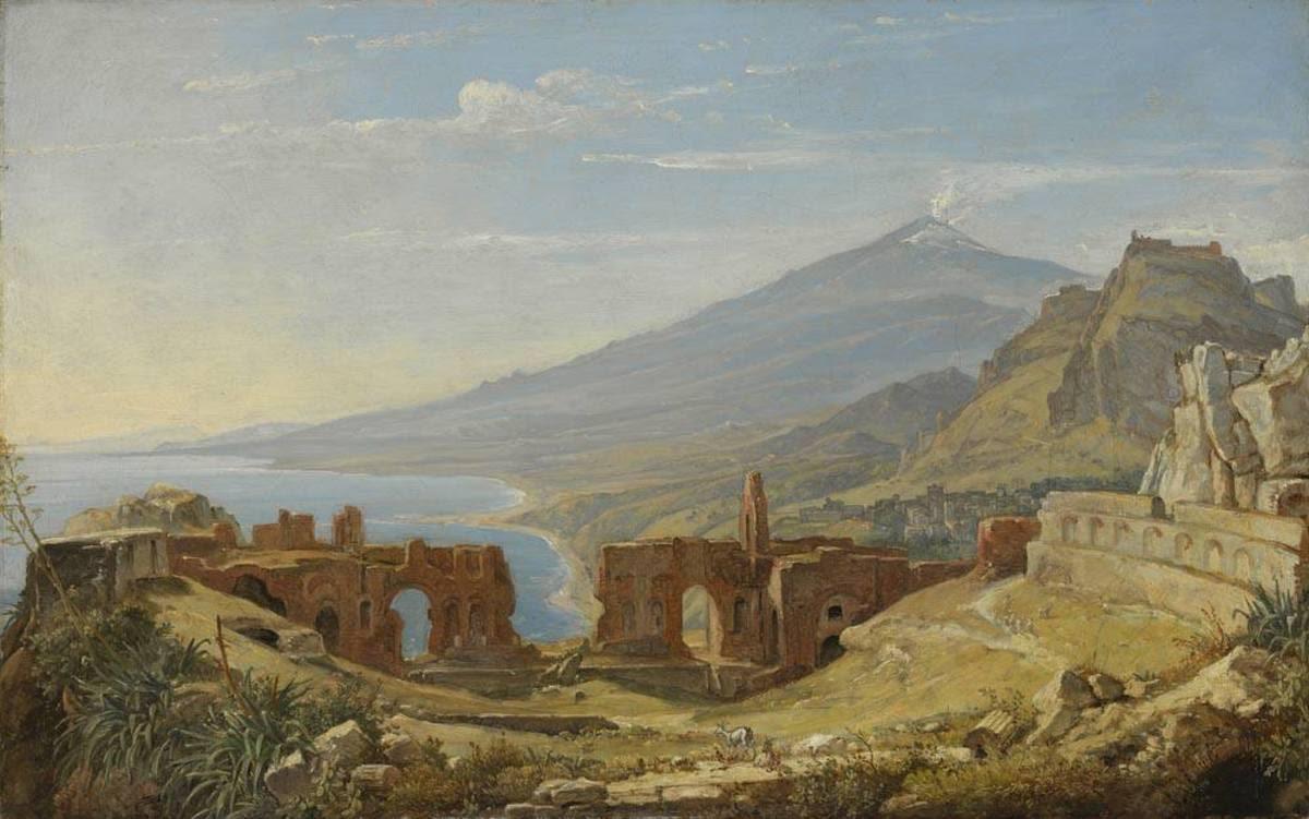 Das Theater von Taormina