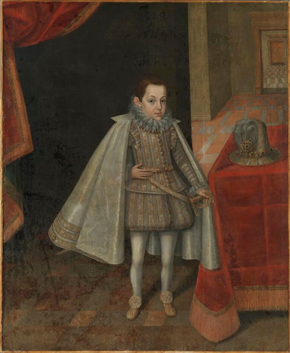 Bildnis eines jungen polnischen Prinzen