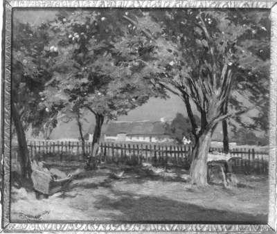 Unter Apfelbäumen