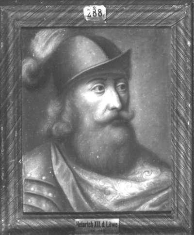 Herzog Heinrich XII. der Löwe von Bayern