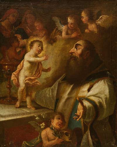 Wandlungswunder des hl. Laurentius von Brindisi