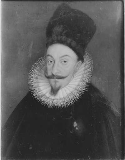 Bildnis des Königs Sigismund III. von Polen und Schweden