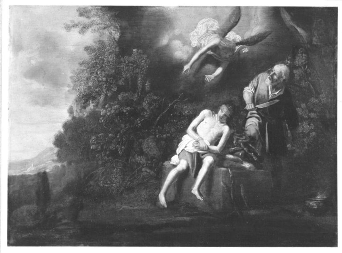 Die Opferung Isaaks