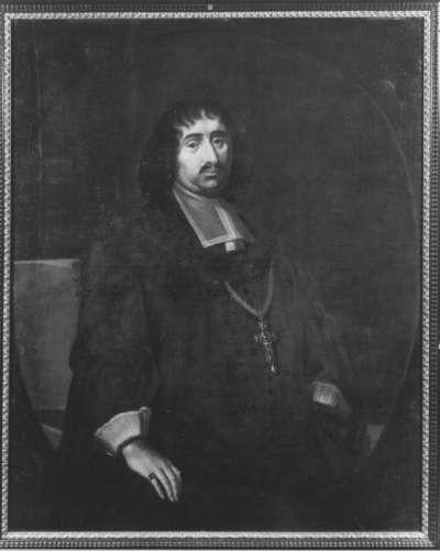 Bildnis des Johann Gottfried von Guttenberg, Fürstbischof von Würzburg (1645-1698)