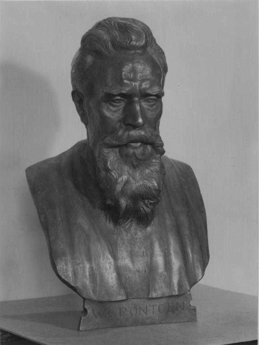 Der Physiker Wilhelm Conrad Roentgen