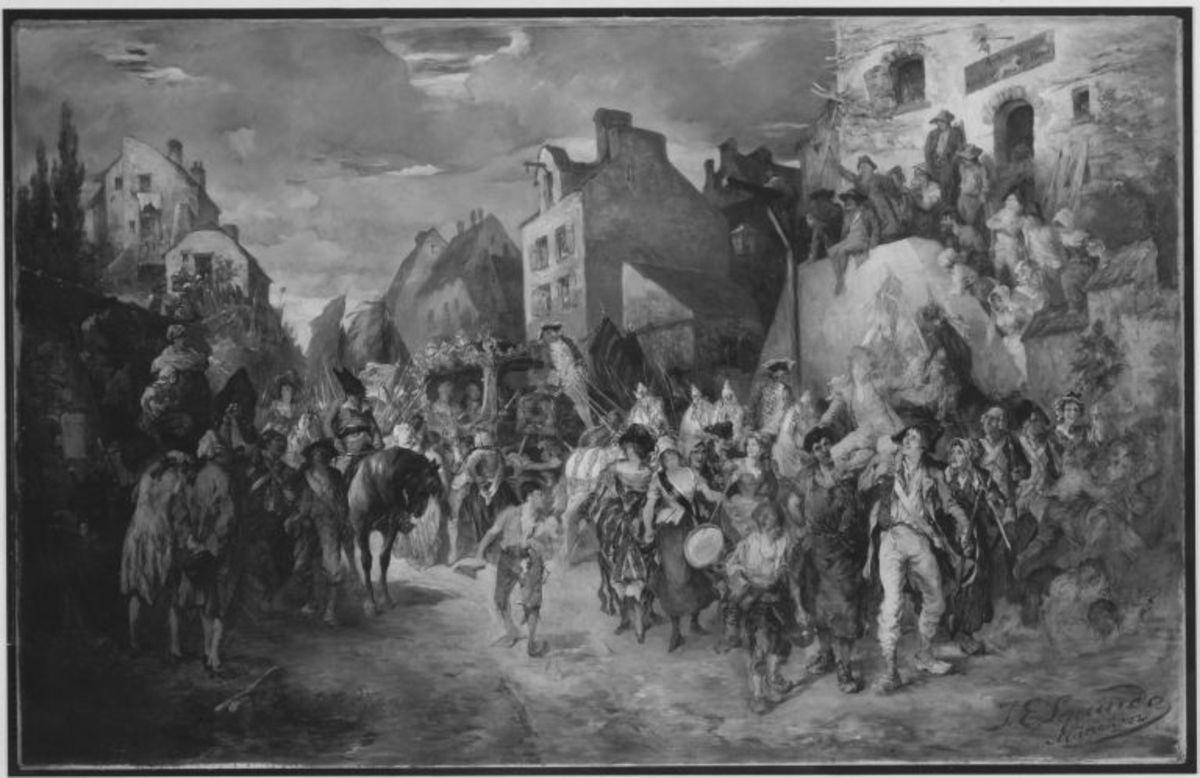 Der 6. Oktober 1789
