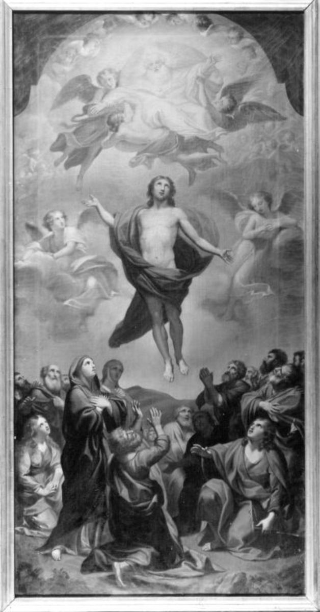 Christi Himmelfahrt (nach Mengs)