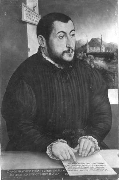 Bildnis des Petrus Canisius