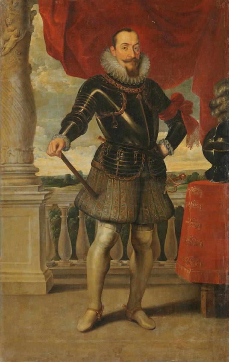 Sigismund III. Wasa (1566-1632), König von Polen