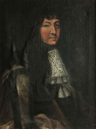 Bildnis eines jungen geharnischten Mannes
