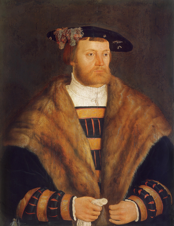 Herzog Wilhelm IV. von Bayern