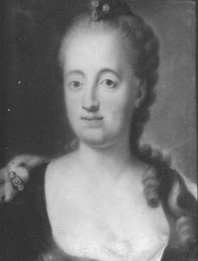 Maria Anna, Gemahlin des Herzogs Clemens Franz de Paula von Bayern