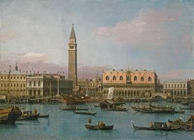 Piazzetta und Bacino di San Marco