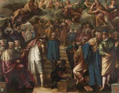Die weltliche Herrschaft