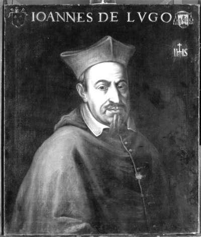 Jesuitenkardinal Johannes de Lugo
