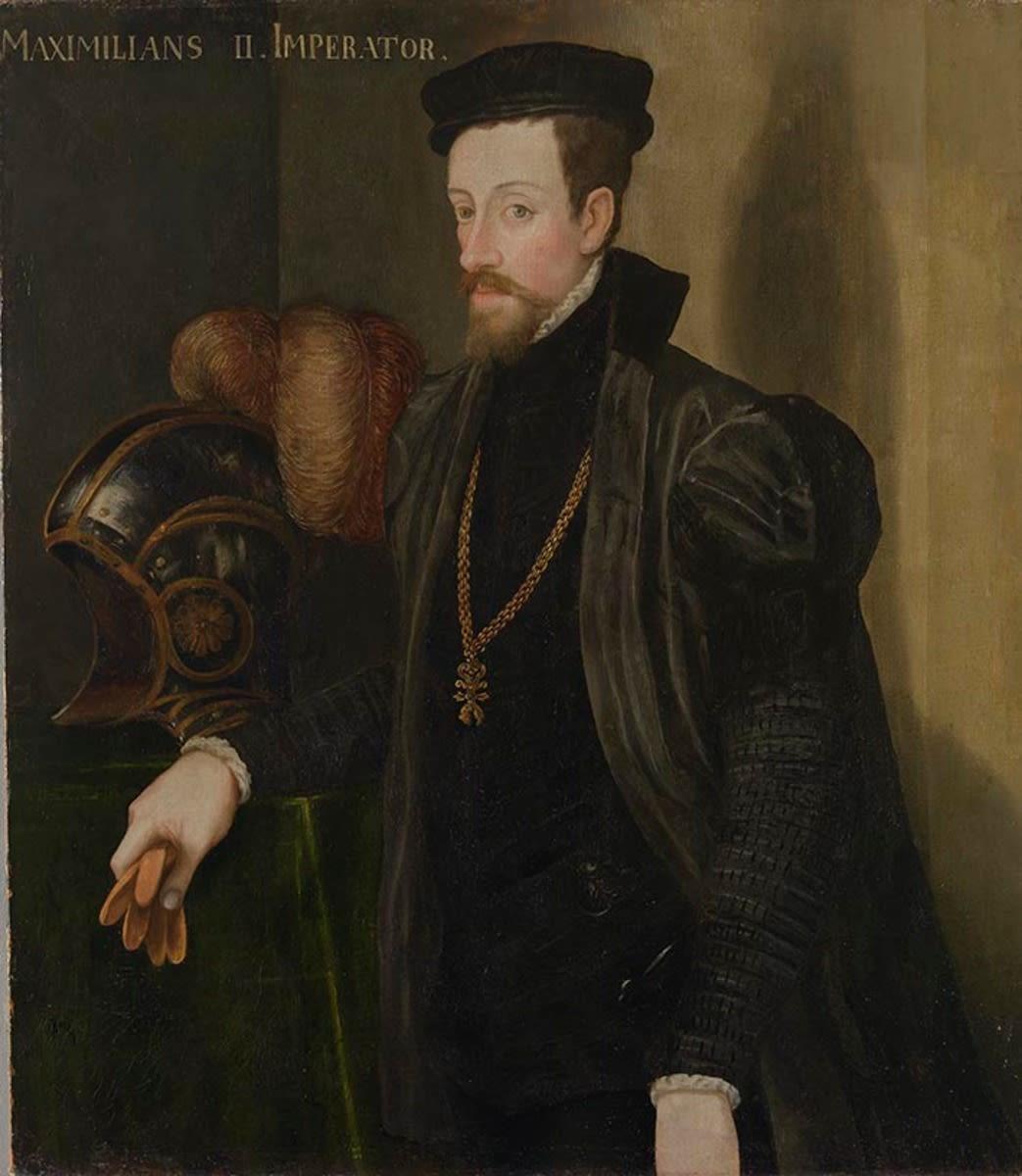 Bildnis Kaiser Maximilians II. (1525-1576)