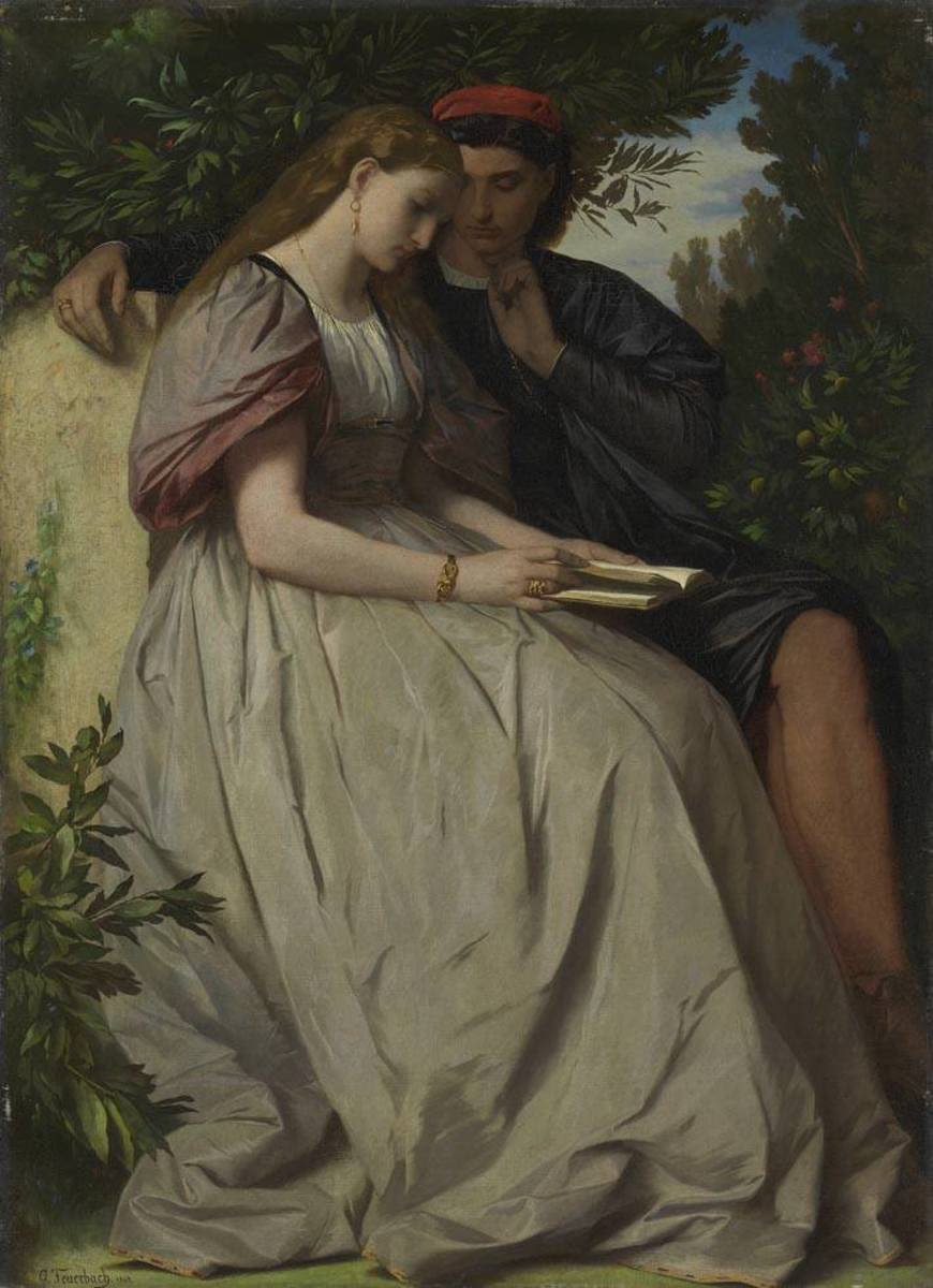 Paolo und Francesca