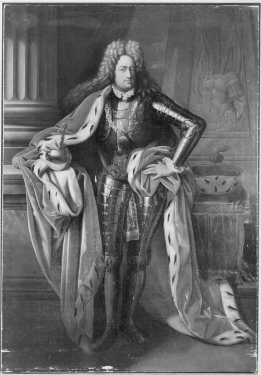 Kurfürst Johann Wilhelm von der Pfalz (Kopie nach van der Werff)