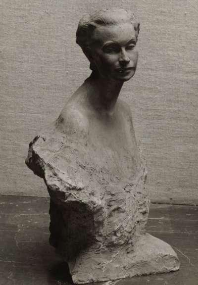 Büste einer Frau (Ehefrau des Künstlers?)