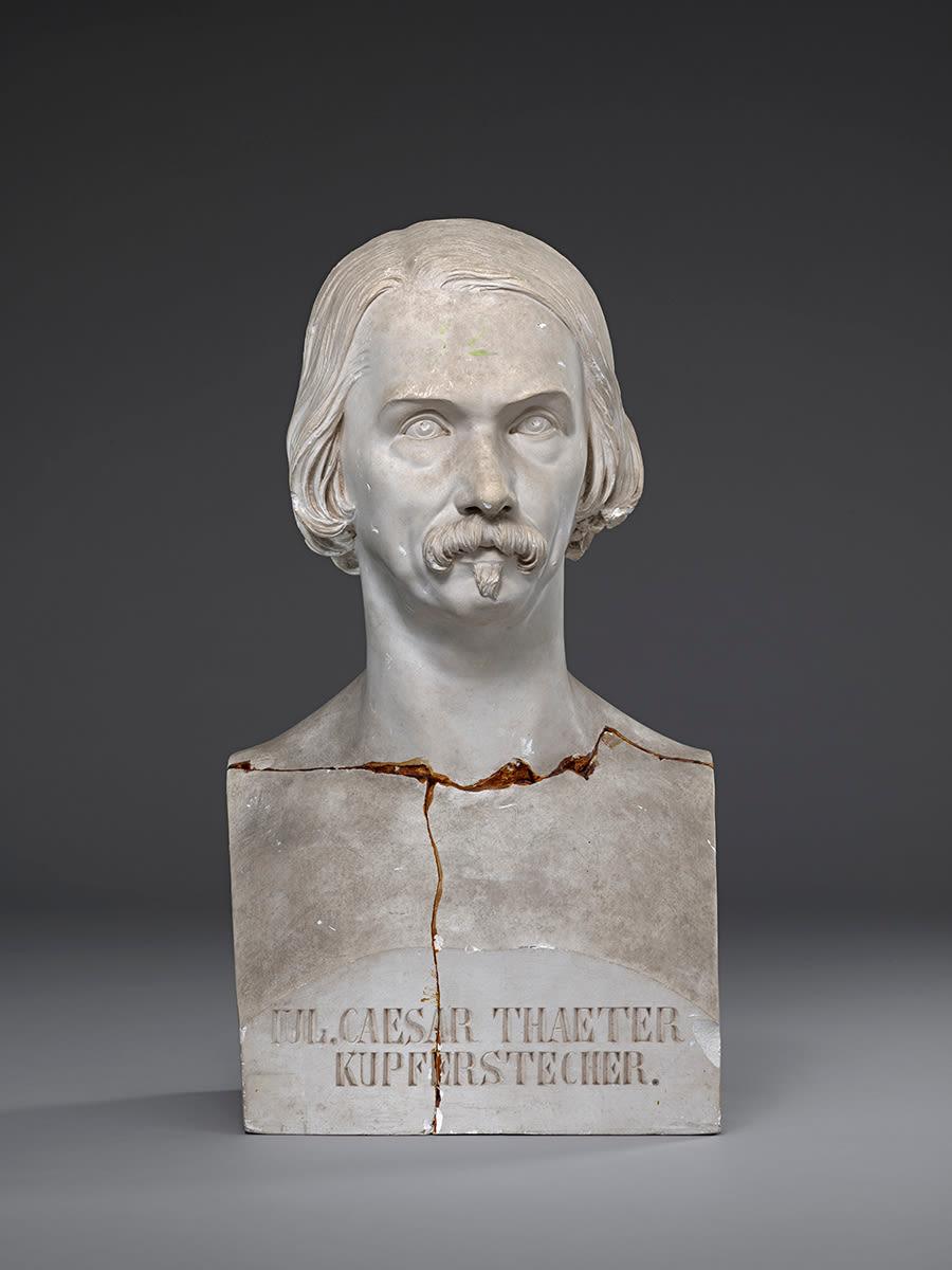 Der Kupferstecher Julius Thaeter (1804 - 1870)