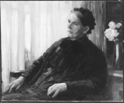 Bildnis der Mutter des Künstlers