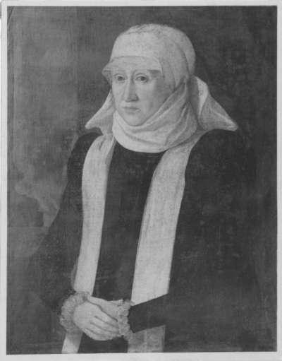 Bildnis einer Rittersfrau