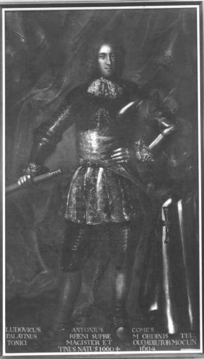 Ludwig Anton von der Pfalz