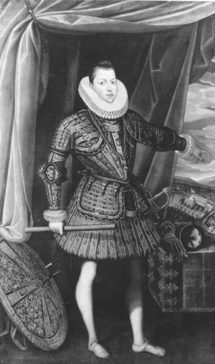 Philipp III., König von Spanien als Feldherr