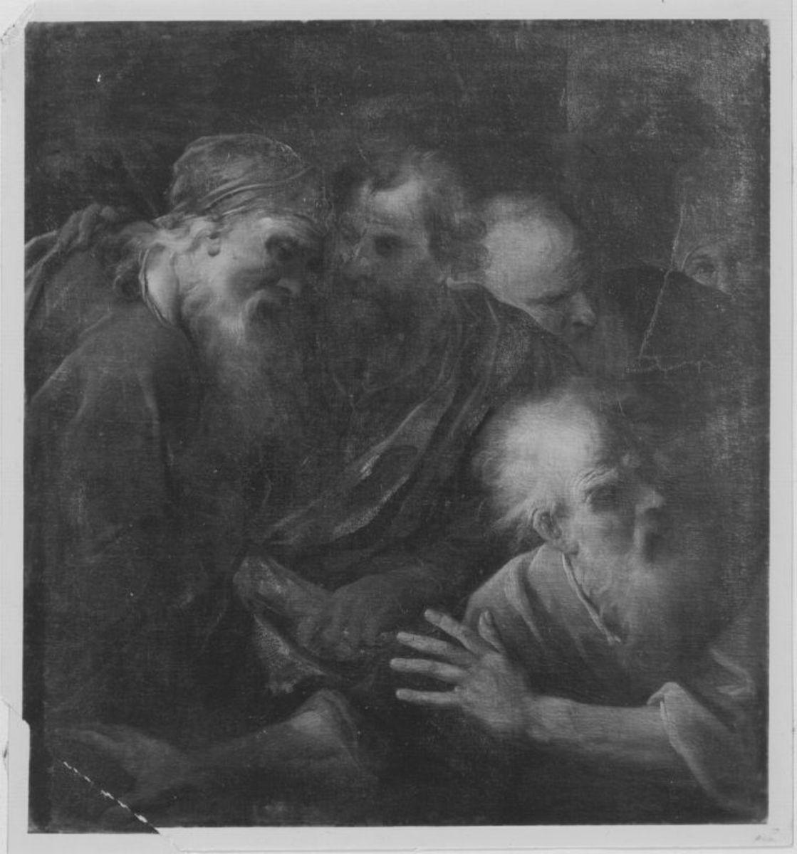Gruppe von Pharisäern